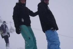 SNOW HILL Abschluss-Ausfahrt 2007 ins Stubaital
