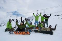 SNOW HILL Abschluss 2008